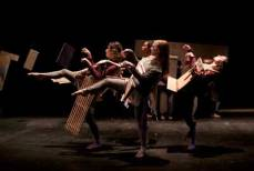 Performing with Racoco Productions, Choreography by Rachel Cohen, Photography by Anna Friemoth