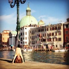 Improvising in Venice, Italy